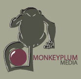 Monkey Plum Media logo