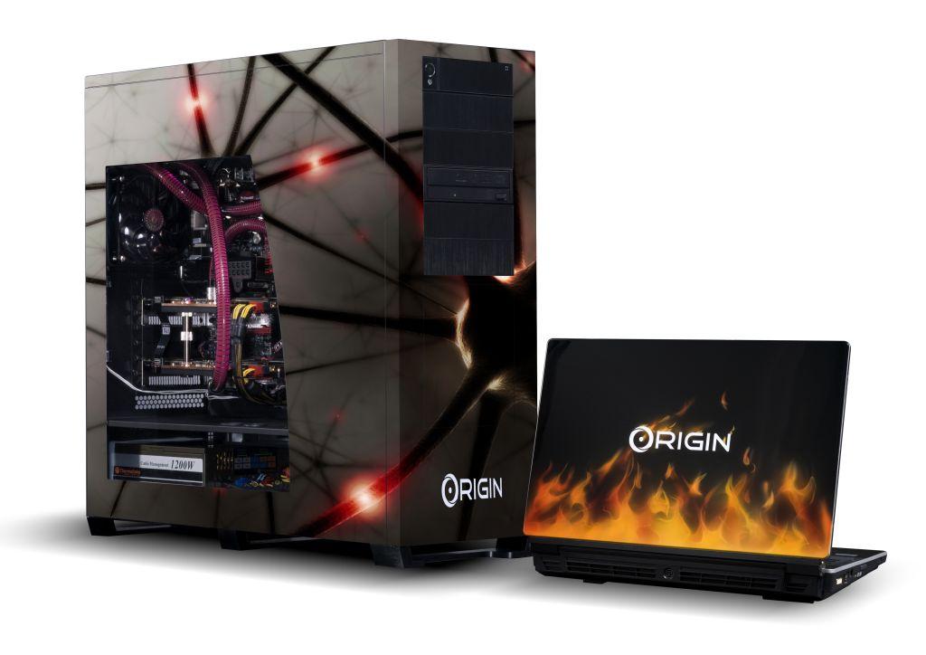 OriginPC systems