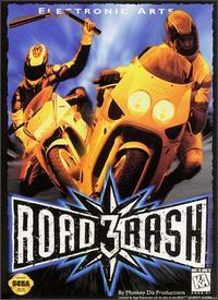 Roadrash 3- Sega Genesis - Gameplay Screenshot