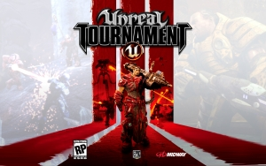 Unreal Tournament 3 Box Cover