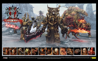Dawn of War 2 Chaos Rising