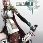 final fantasy xiii box artwork