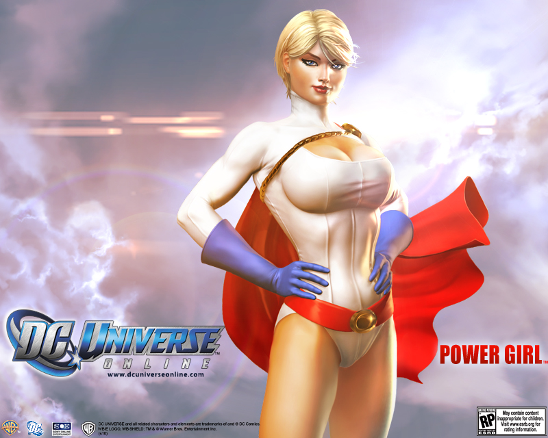 Power Girl DCUO
