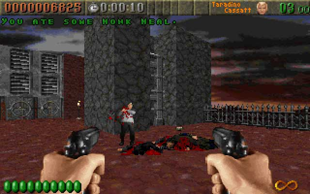Rise of the Triad screenshot