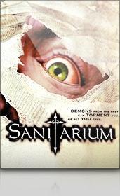 Sanitarium cover