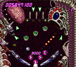 Alien Crush - Gameplay Screenshot 2