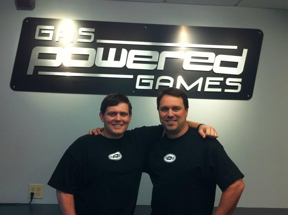 Chris Taylor - Gas Powered Games