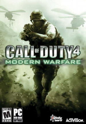 Steam Sale – Call of Duty 4 Modern Warfare 1 for $14.99