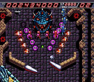 Devils Crush - Gameplay Screenshot