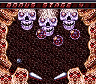 Devils Crush - Gameplay Screenshot