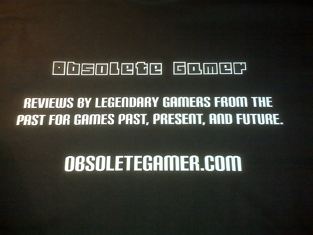 Picture of the Day – Obsolete Gamer Shirt