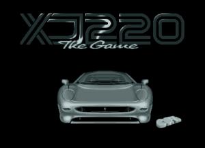Jaguar XJ-220 title