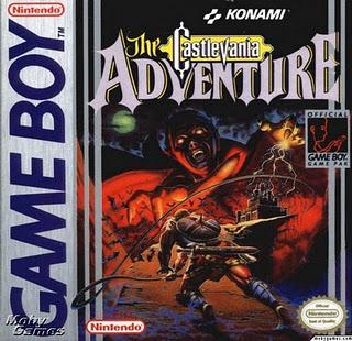 The Castlevania Adventure - Gameboy - Gameplay Screenshot