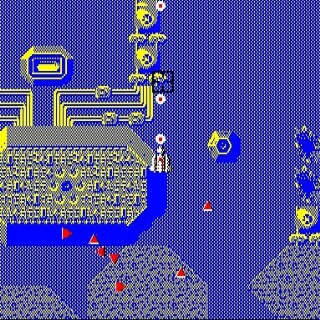 Thunder Force - Gameplay Screenshot 3