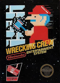 Wrecking Crew - NES - Gameplay Screenshot