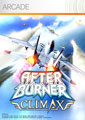 After Burner Climax box