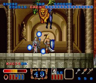 Magic Sword screenshot