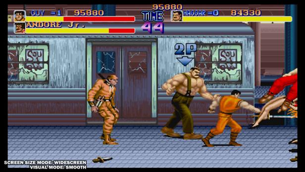 Final Fight Double Impact screenshot