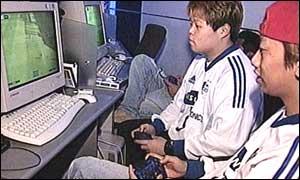 South Korean gamers