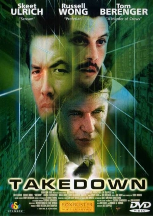 Takedown movie poster