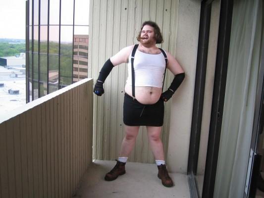guy Tifa cosplay
