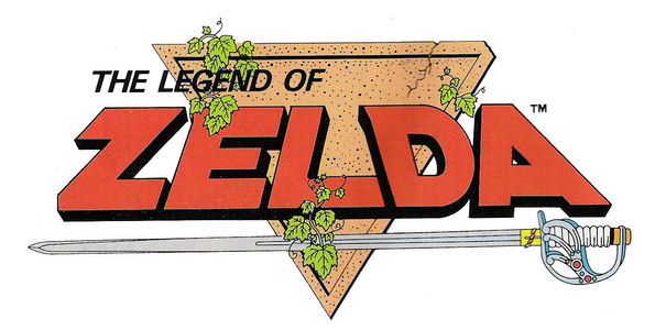 Legend of Zelda logo