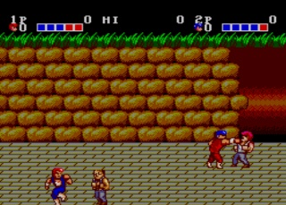 Double Dragon Screenshot 1