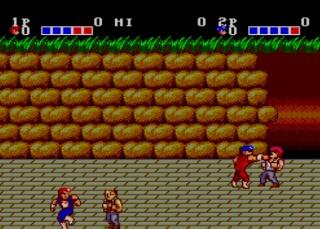 Double Dragon Screenshot 1