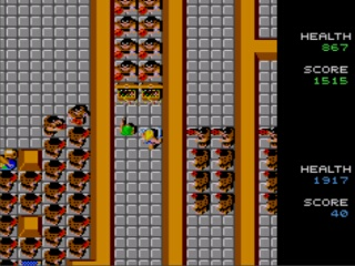 Gauntlet Screenshot 1