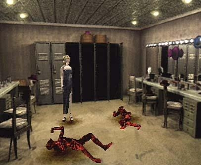 Parasite Eve - Gameplay Screenshot