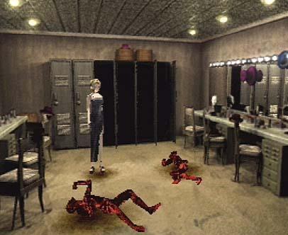 Parasite Eve - Gameplay Screenshot