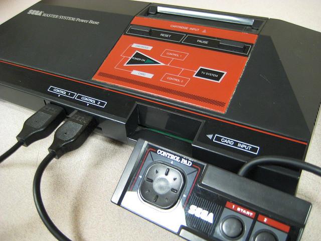 Sega Master System. Top Five Sega Master System