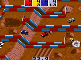 Super Off-Road Screenshot 1