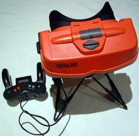 Nintendo Virtual Boy System