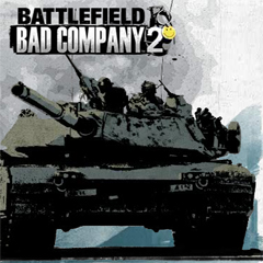 Battlefield Bad Company 2 tank