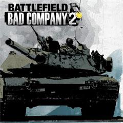 Battlefield Bad Company 2 tank