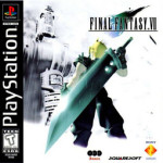 Final Fantasy 7 cover Playstation
