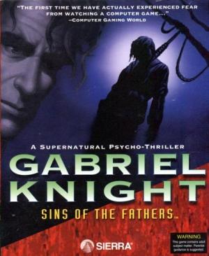 Gabriel Knight cover