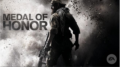 Medal of Honor cover