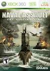 Naval Assault Xbox box cover