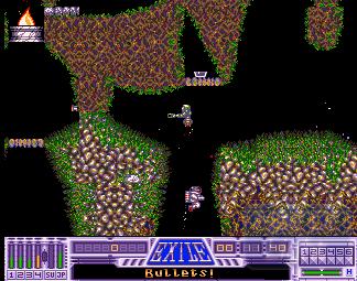 Exile Amiga Gameplay