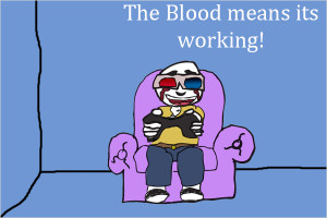 3D Blood Gaming