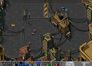 Badlands - Gameplay Screenshot 1
