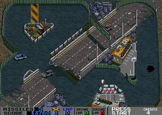 Badlands - Gameplay Screenshot 3