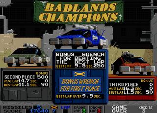 Badlands - Gameplay Screenshot 4