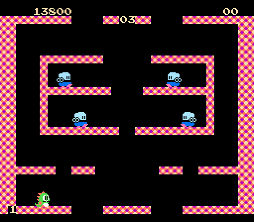 Bubble Bobble 1