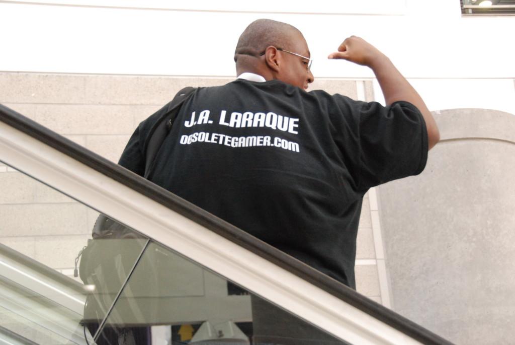 J.A. Laraque from Obsoletegamer.com