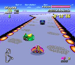 F-Zero - Gameplay Screenshot 1
