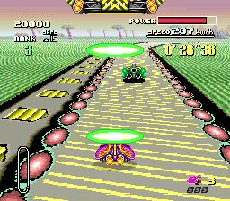 F-Zero - Gameplay Screenshot 2