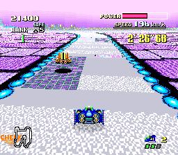 F-Zero - Gameplay Screenshot 3